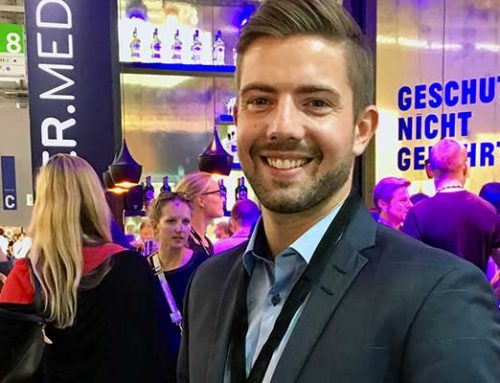 Paul Engelhardt neuer Senior Sales Manager bei Spotfilm