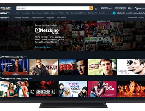 Netzkino Select Channel jetzt bei Amazon Prime Video Channels
