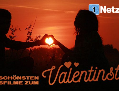 Happy Valentinstag: Love is in the air bei Netzkino