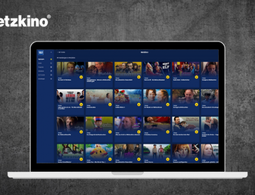 The Netzkino Channel is now available on 1&1 HD TV