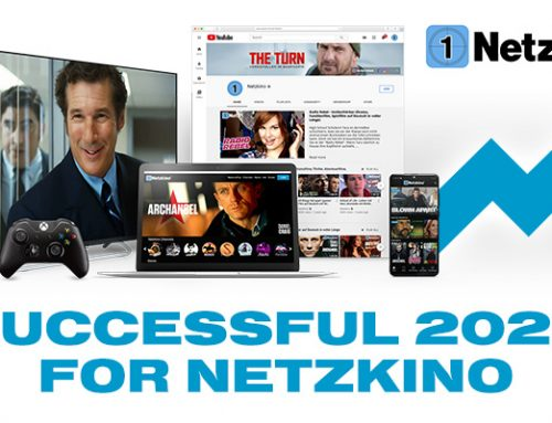 Netzkino 2020 – The most successful year since its launch more than 10 years ago